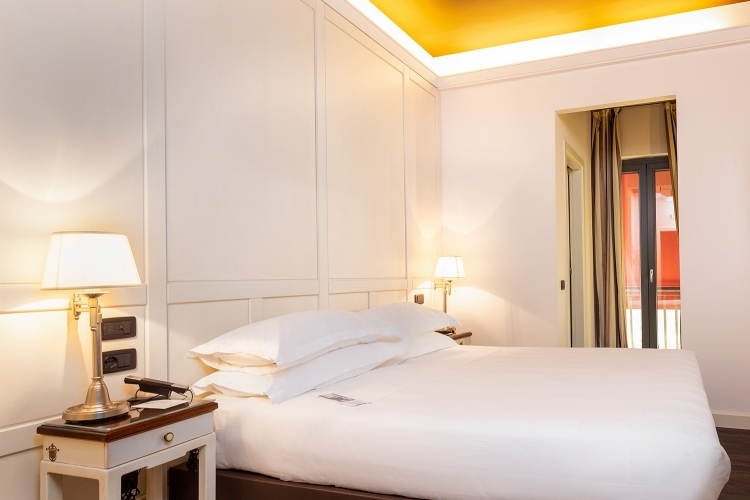 All comforts and services at the Glam Boutique Hotel