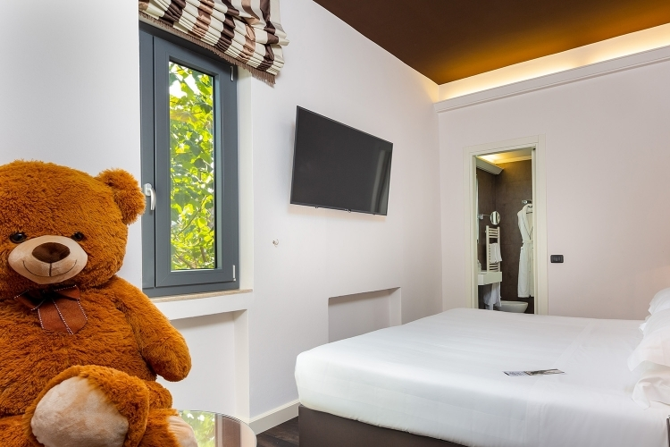 Try the comfort of our mini rooms in Vicenza