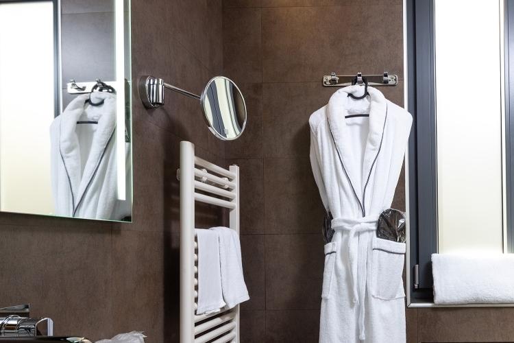 Prova il comfort delle camere del Glam Boutique Hotel